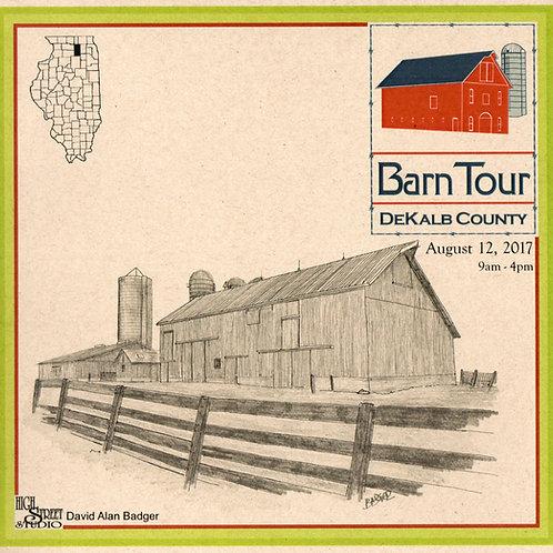 2017 Barn Tour Book