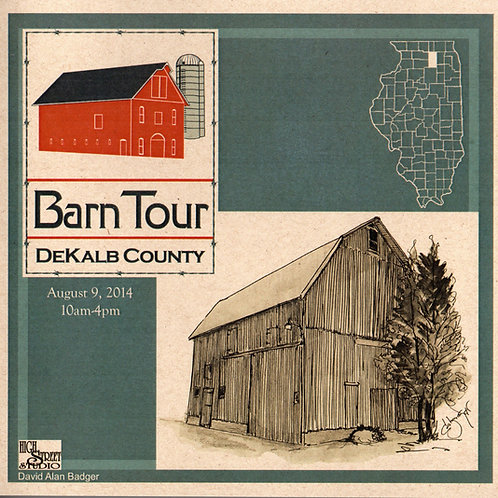 2014 Barn Tour Book