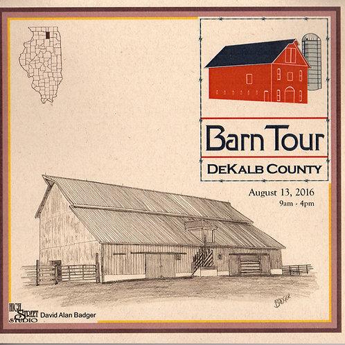 2016 Barn Tour Book