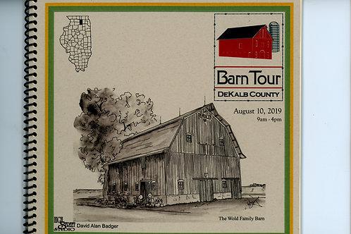 Barn Tour 2019 Guide Book
