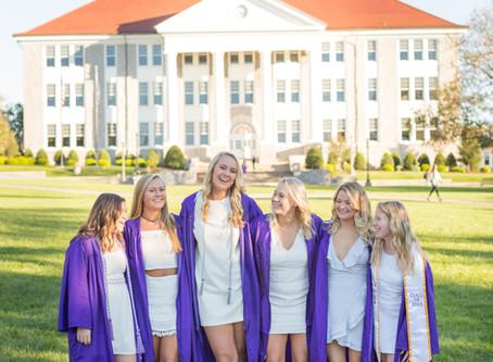 JMU Nursing Grads | James Madison University Senior Portraits | Harrisonburg, VA