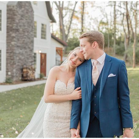 Fairytale Wedding at Rosemont Manor | Berryville, VA | Jake + Hannah