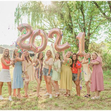 KMP Senior Spokesmodel Team 2021 | Meet the Team! | Apricot Lane Boutique | Fredericksburg, VA