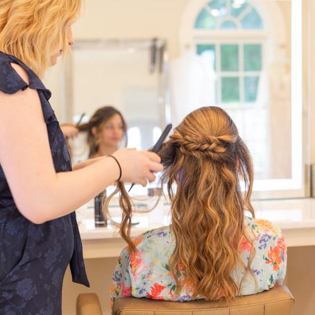 Tips &Tricks: Wedding Day Hairstylist