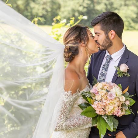 Morais Vineyard | Bridal Portraits with Caleb + Cassandra