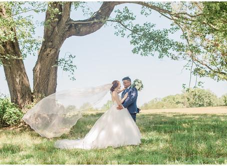 Summer Wedding in Stafford, VA   Northern Virginia Wedding Photographer   Espinosa 06.12.2020