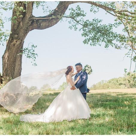 Summer Wedding in Stafford, VA | Northern Virginia Wedding Photographer | Espinosa 06.12.2020