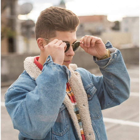 Fashion Model | Harrisonburg, Virgina | Daniel