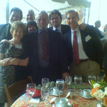 Richard Rogers Award Reception