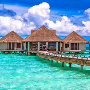 The Maldives reopened to tourists