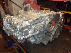 Porsche 986 engine