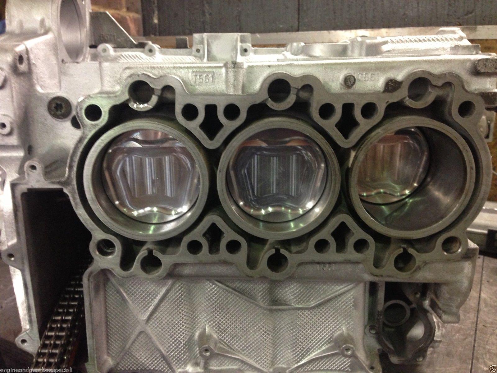 Porsche pistons