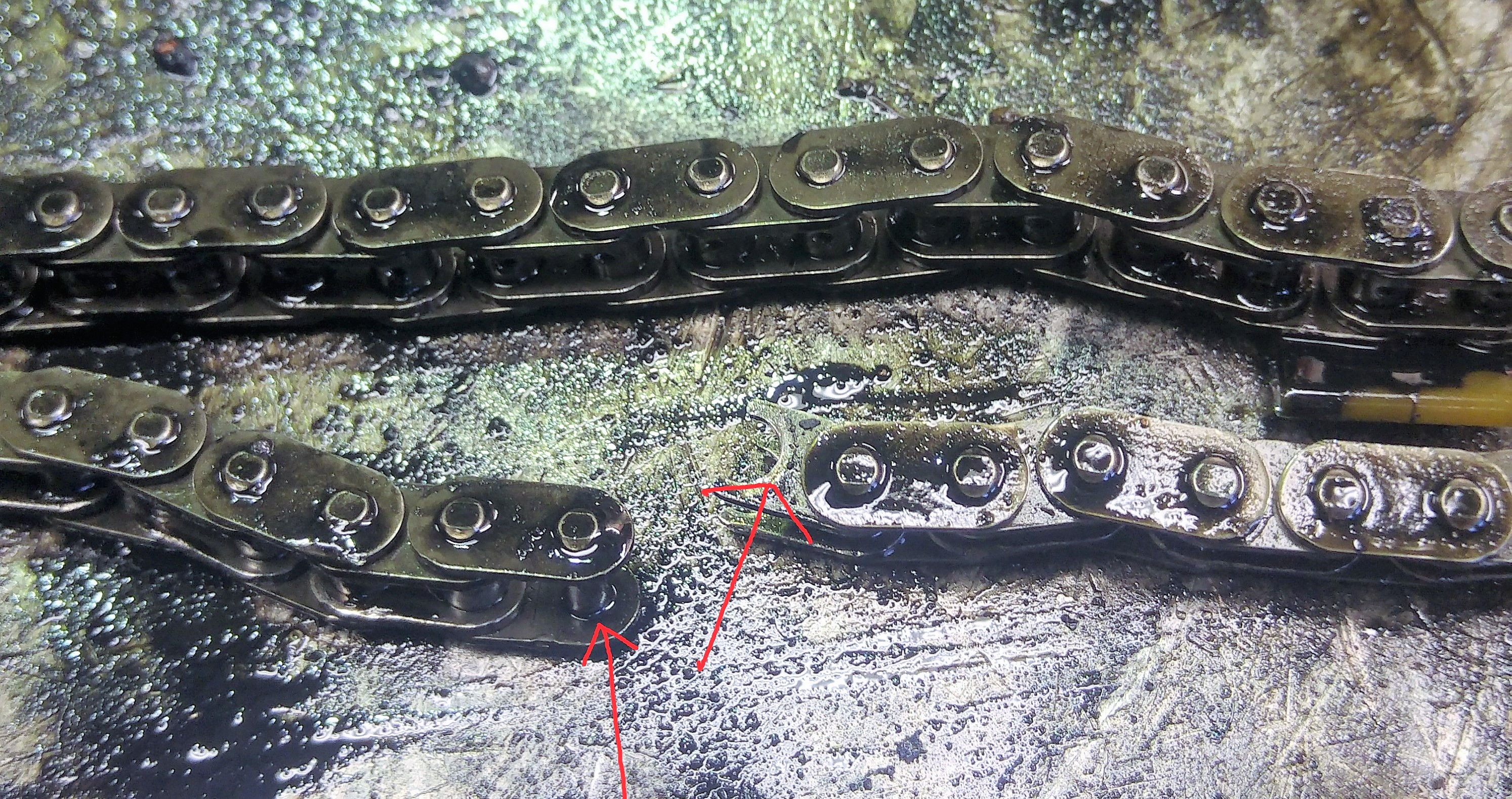 BMW TIMING CHAIN FAILURE