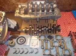 Porsche 987 engine