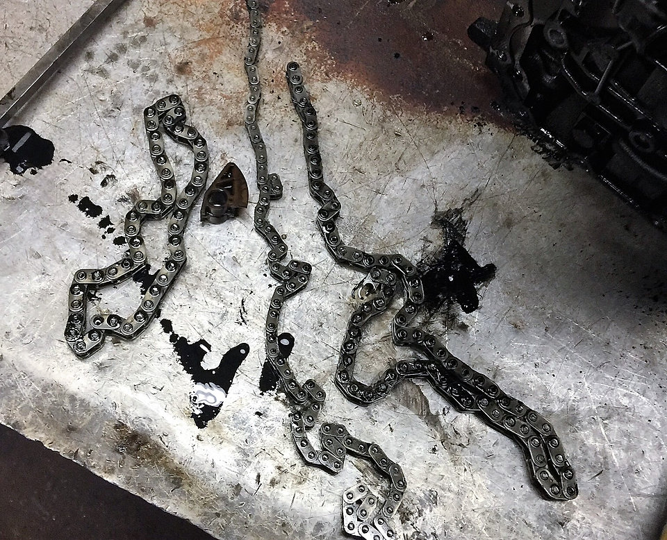 Bmw Timing Chain Failure Bmw Timing Chain Replacement