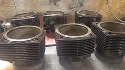 Porsche air cooled engine rebuild