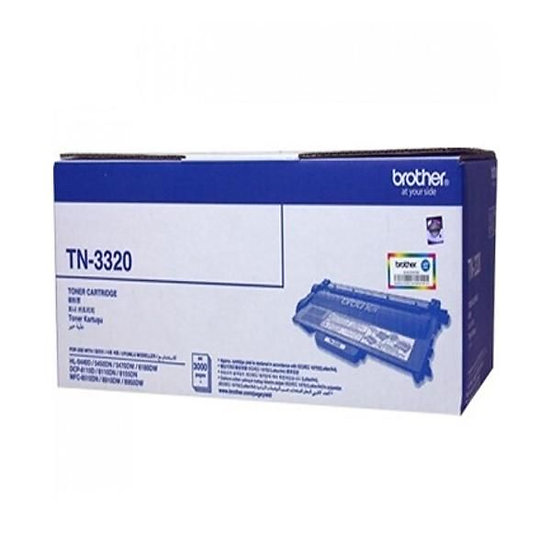 Brother TN-3320 Toner Cartridge (3000 pages) (Standard Yield)