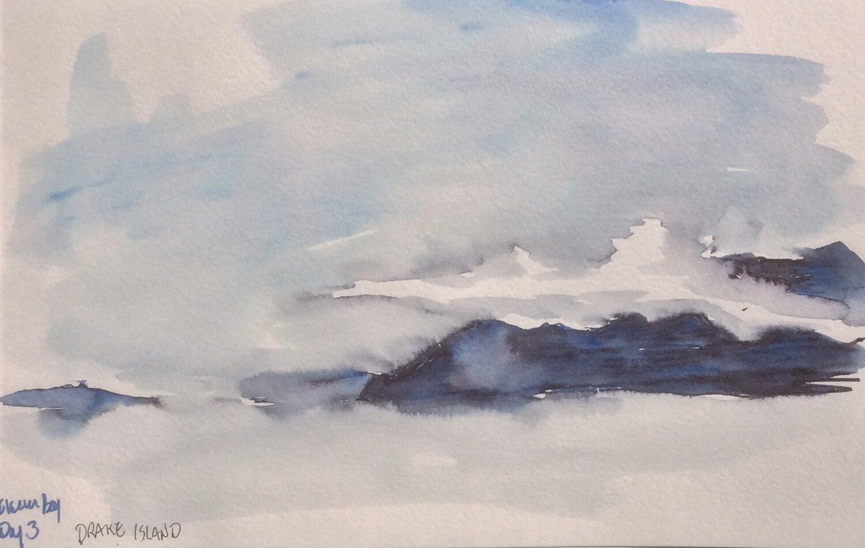 Alaska Sketch 3