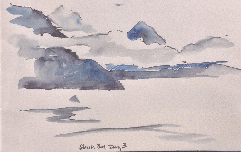 Alaska Sketch 2