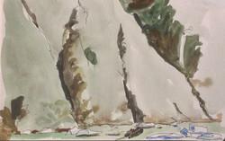 Alaska Sketch 7