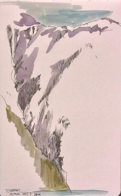 Alaska Sketch 8