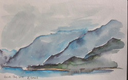 Alaska Sketch 6