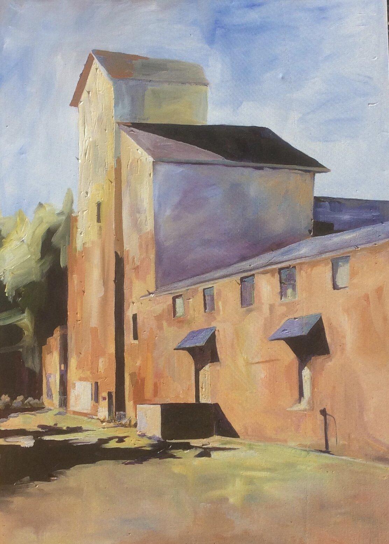 Spartanburg Mill
