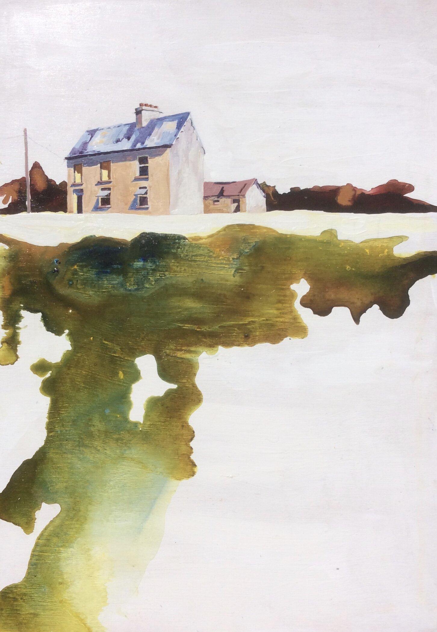 Ireland House