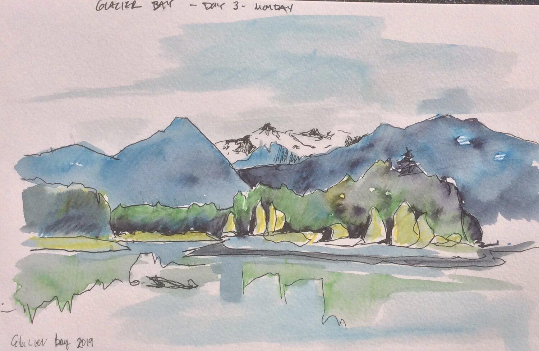 Alaska Sketch