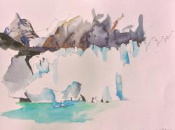 Alaska Sketch 12