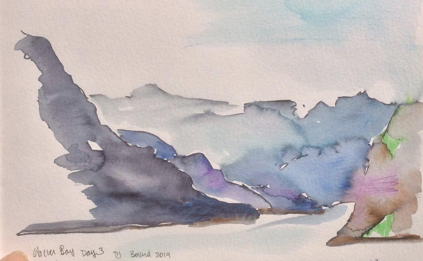 Alaska Sketch 5