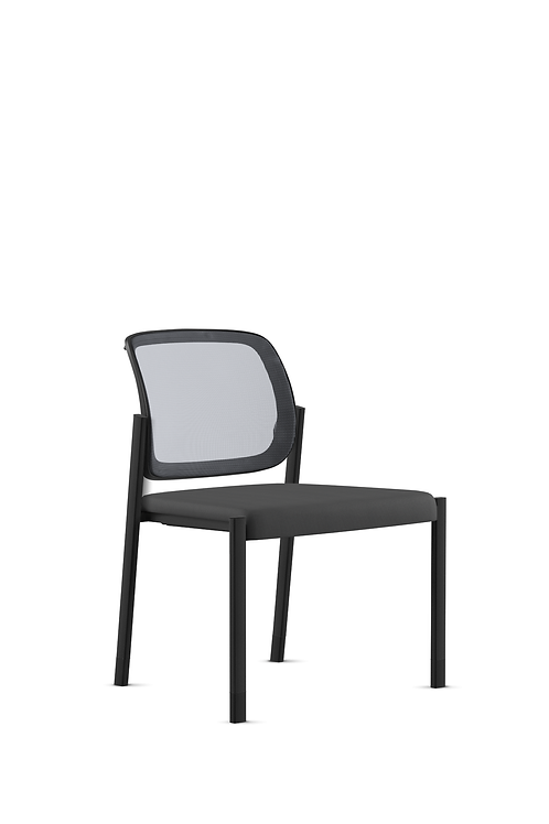 9to5 Link Chair-Mesh grey