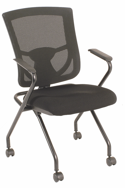 Cold Mesh nesting chair