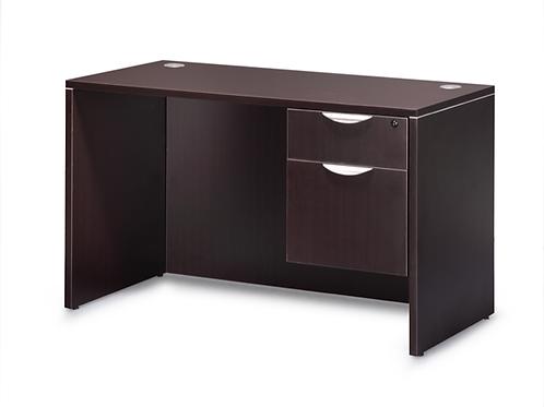A17 Desk with 1 B.F. file