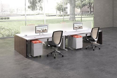 Desk Makers Hover Height Adjustable - 2111