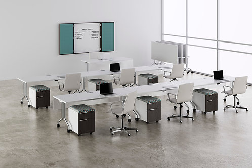Desk Makers Training Table 305
