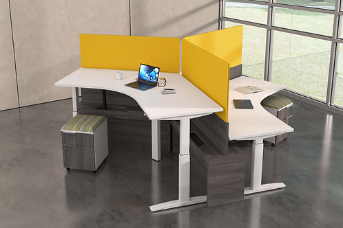 Desk Makers Hover Height Adjustable -2569