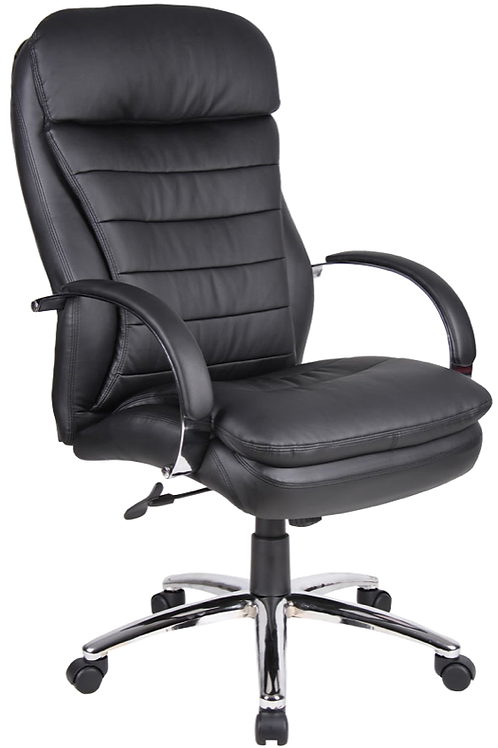 Roger Leather conference chair