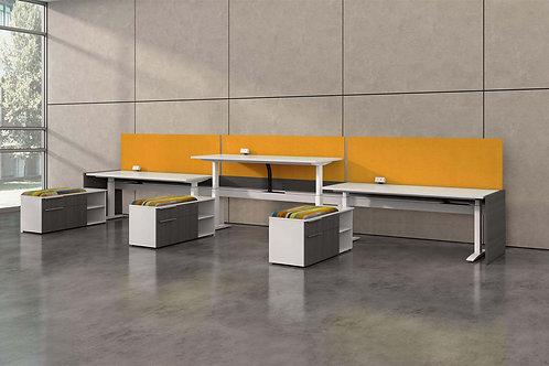 Desk Makers Hover 2492 Price Per Station