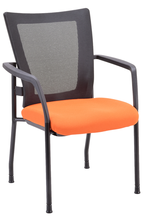 Brie Idea Mesh back side chair