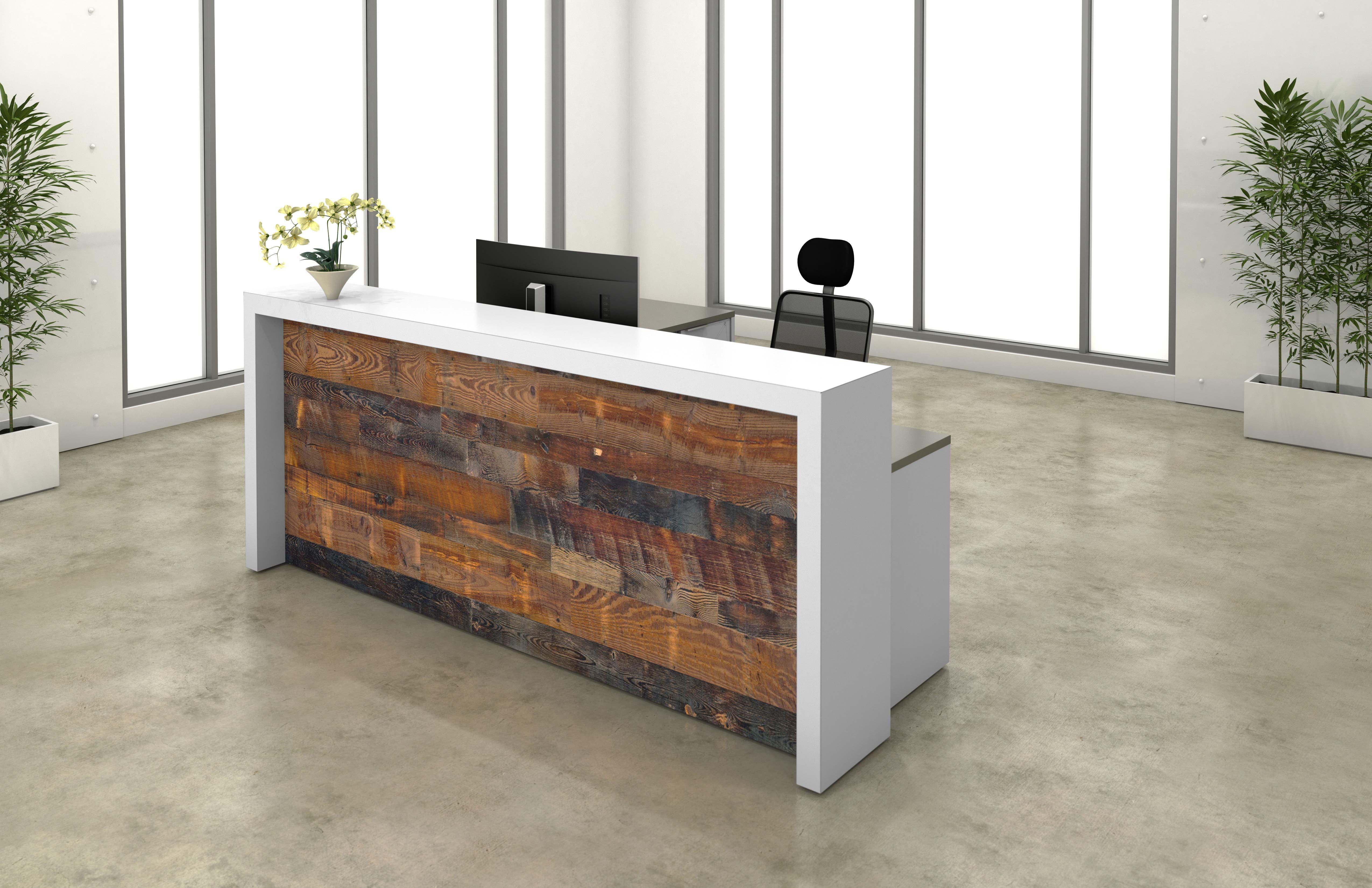 Recpetion Desk