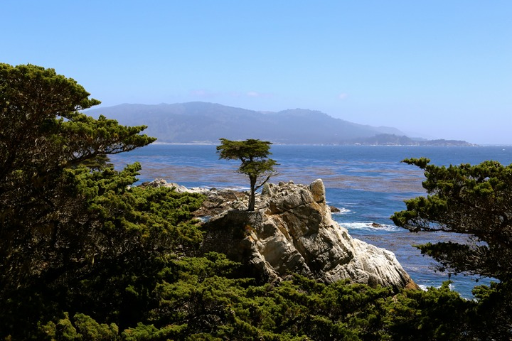 Monterey, California - May 2013