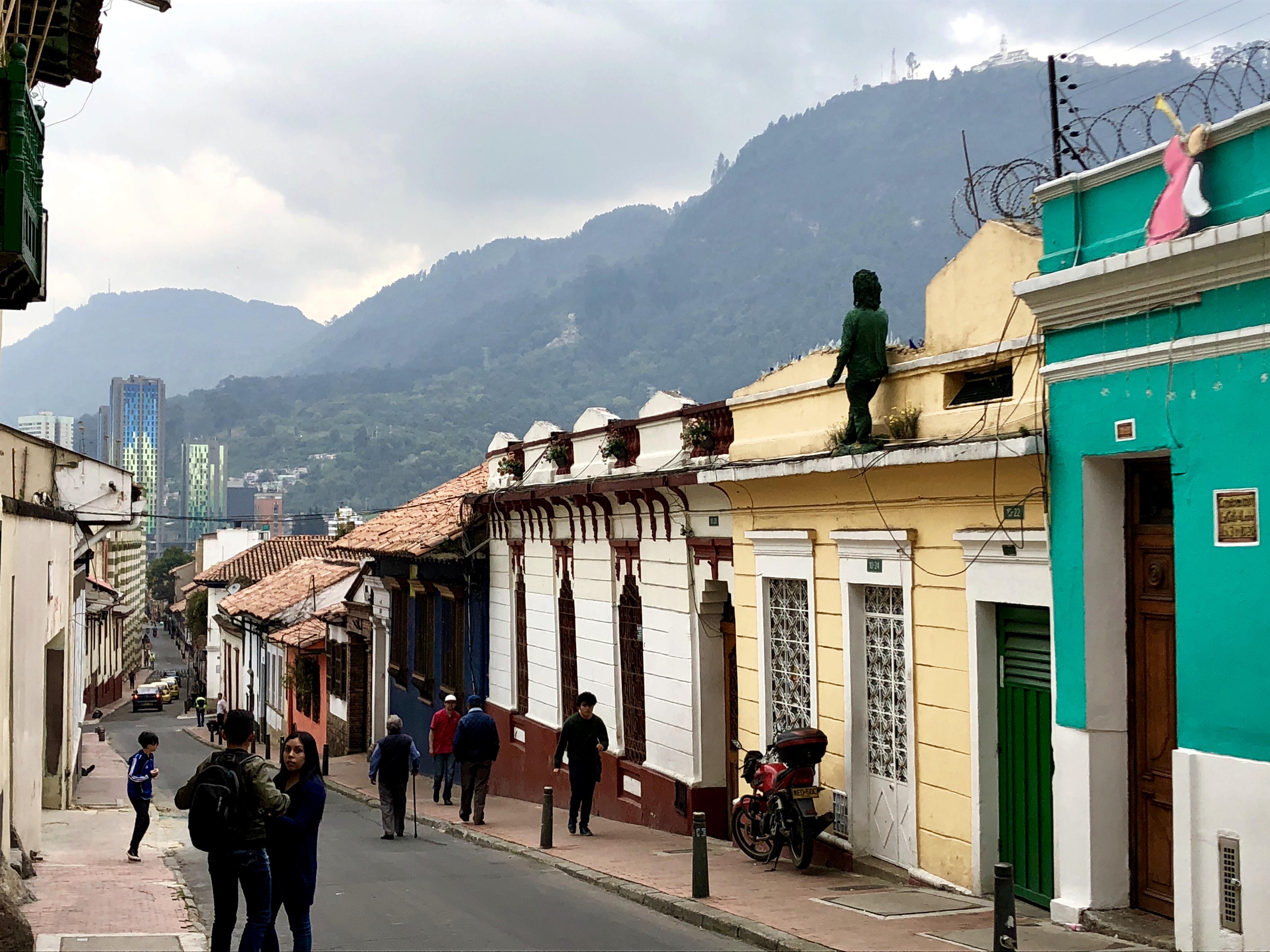 Candelaria, Bogotà