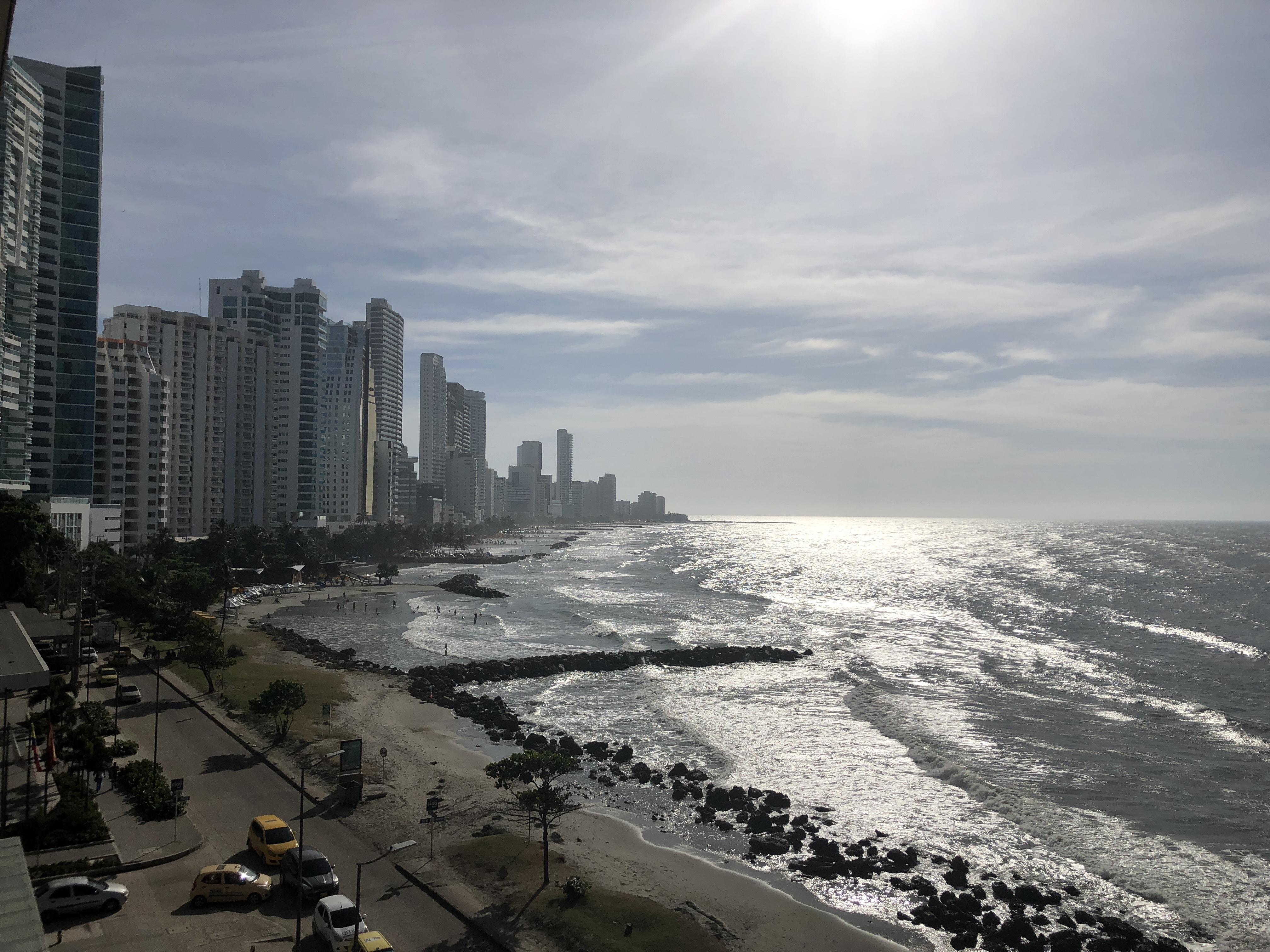 Cartagena moderna