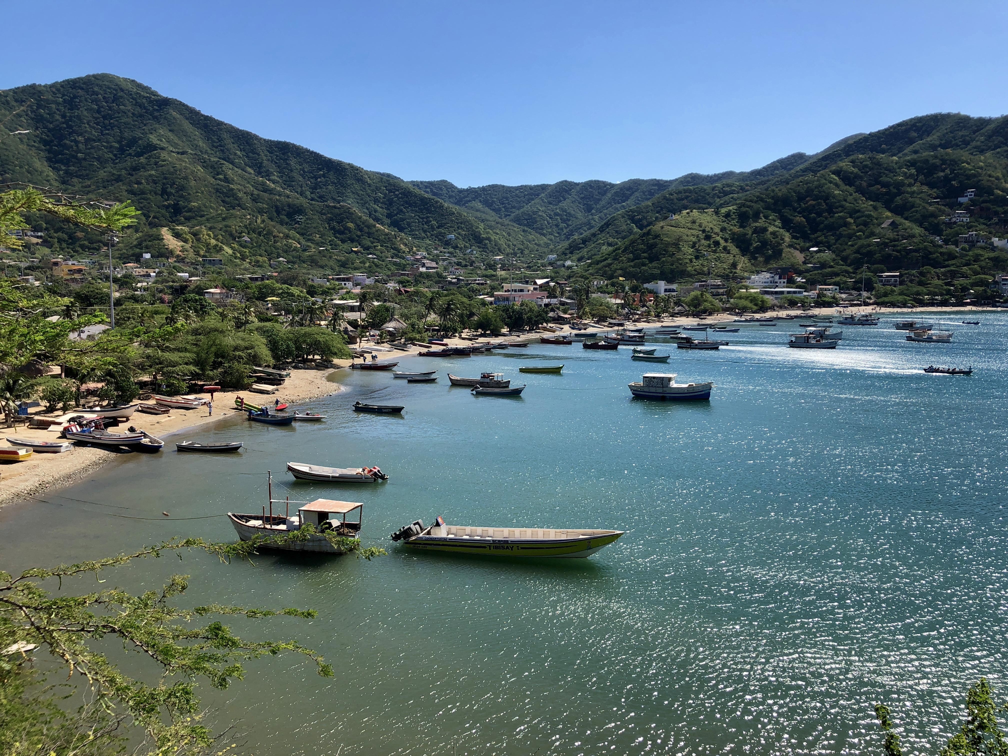 Playa, Santa Marta