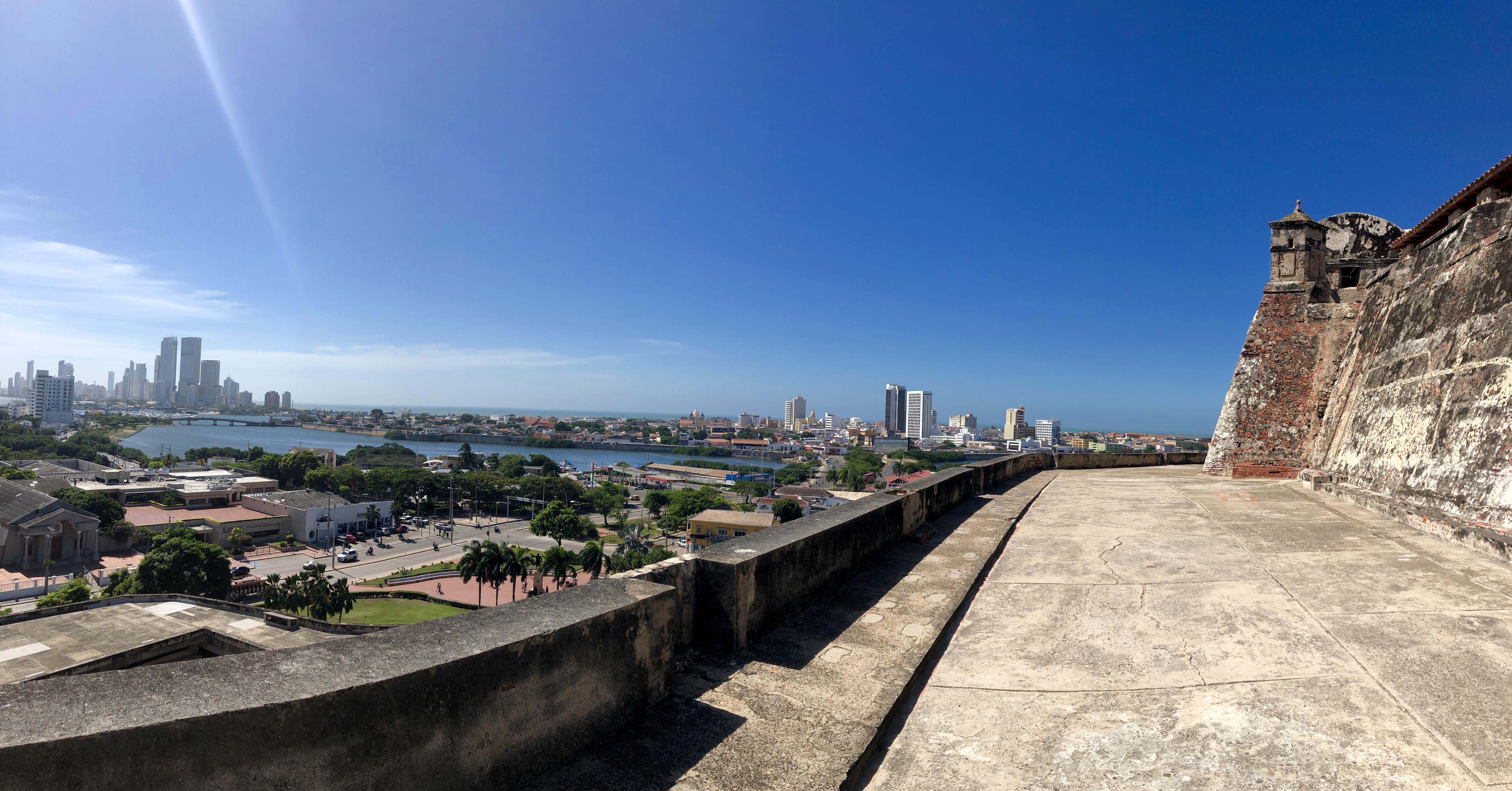 Castillo de Cartagena