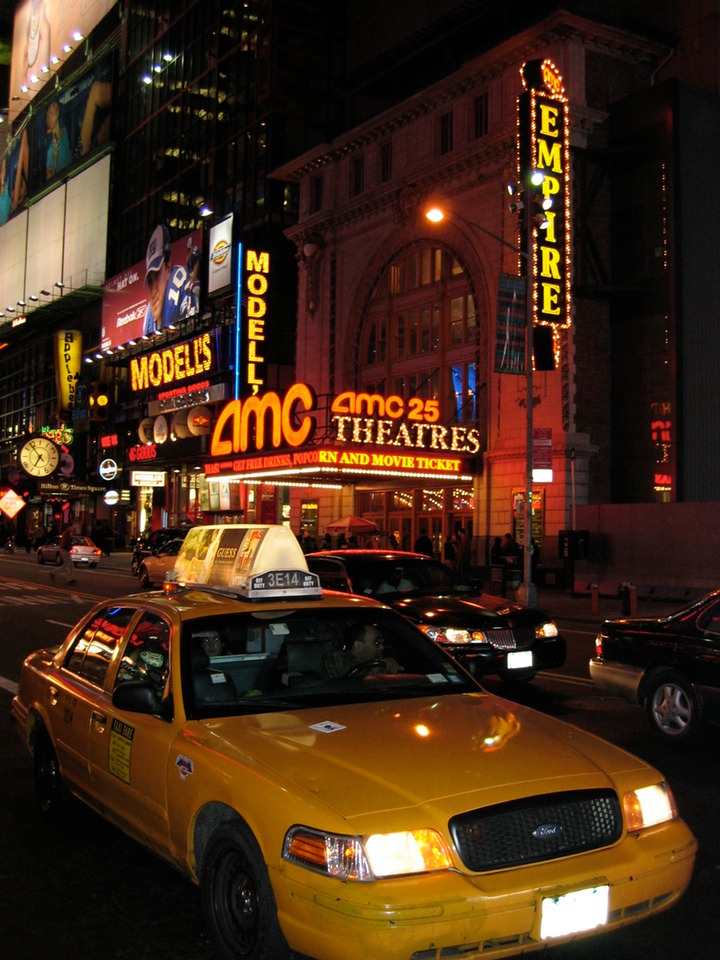 West 42nd St., Manhattan, 2004
