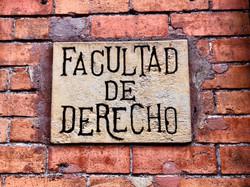 Facultad de derecho, Candelaria
