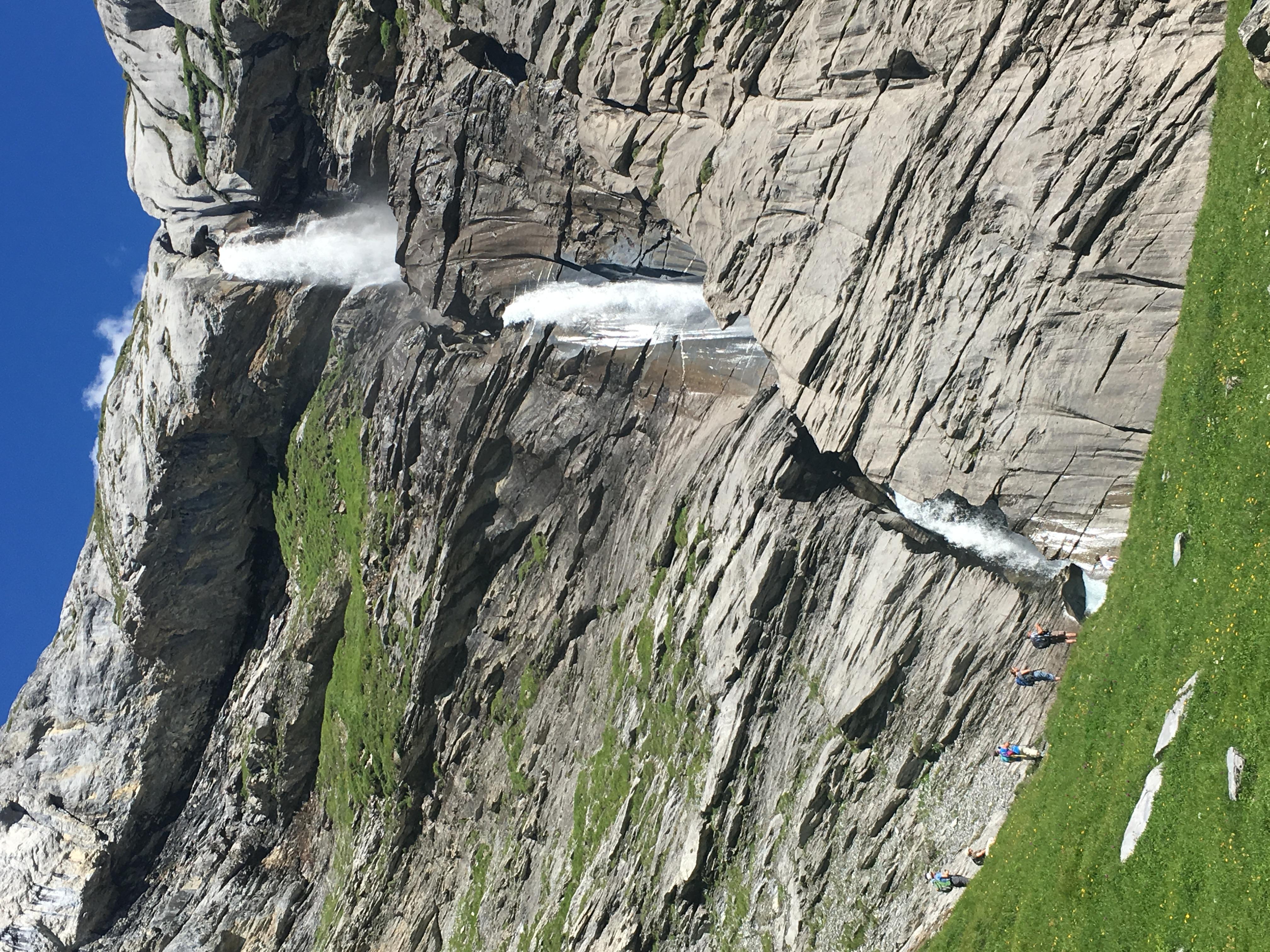 Waterfall Segnasboden
