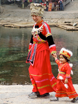 Zhuang traditions keep on